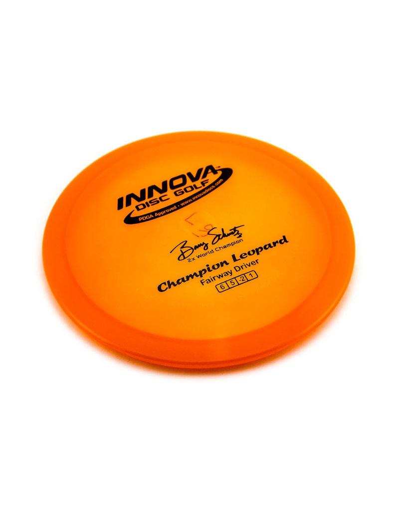 Innova Innova Champion Leopard Fairway Driver Golf Disc