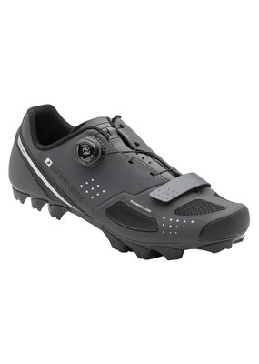 Louis Garneau GRANITE II Boa Cycling SHOES ASPHALT Size 45 EU 10.75 USA