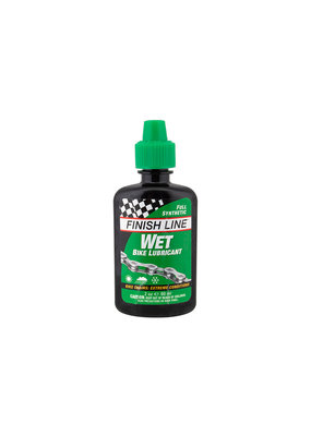 BICYCLE LUBE Finish Line CROSS COUNTRY WET 2oz DRIP BOTTLE