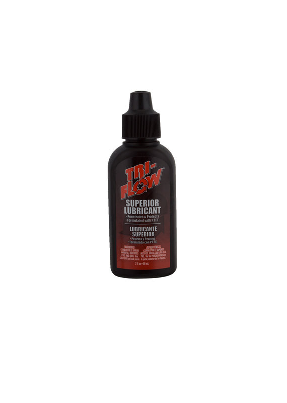 TRI-FLOW BICYCLE LUBE TRI-FLOW 2oz BOTTLE