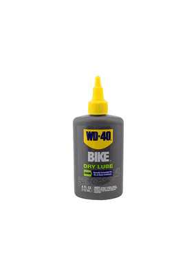 WD-40 BIKE BICYCLE LUBE WD40 DRY CHAIN LUBE DRY 4oz