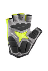 Louis Garneau Mens Bio-gel RX-V Cycling Gloves Bright Yellow