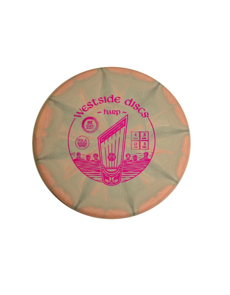 Westside Discs Westside Discs BT Medium Burst Harp 173g