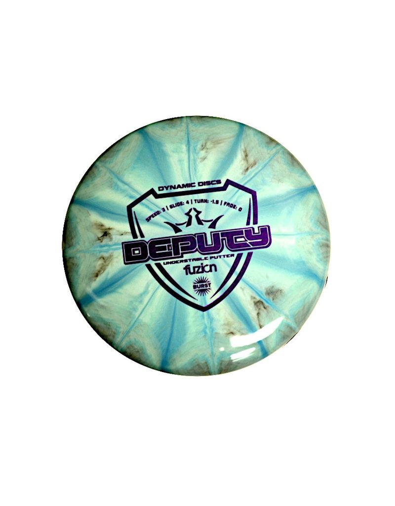 Dynamic Discs Dynamic Discs Fuzion Burst Deputy 173-176g