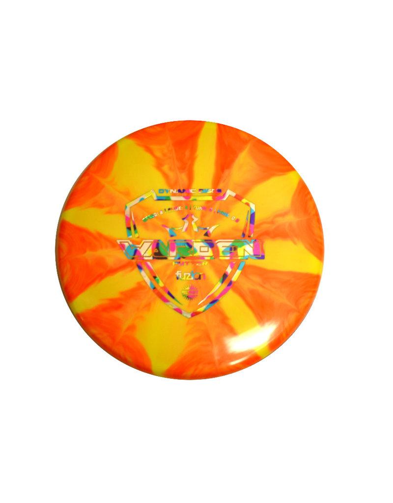 Dynamic Discs Dynamic Discs Fuzion Burst Warden Putter Golf Disc