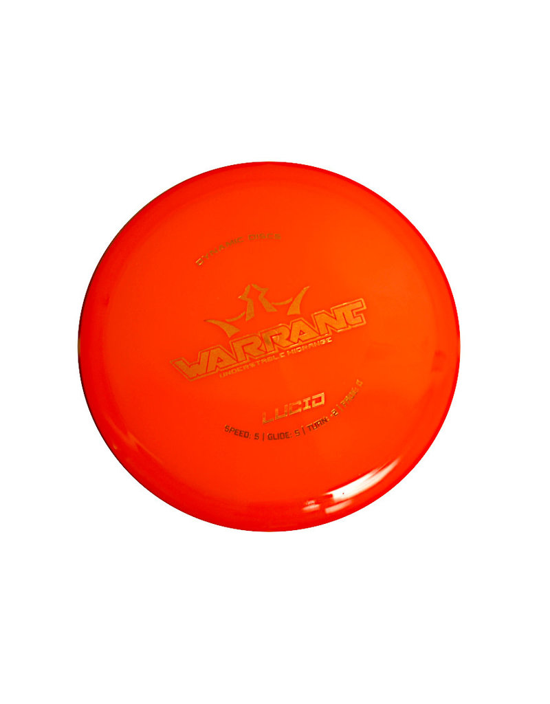 Dynamic Discs Dynamic Discs Lucid Warrant 170-172g