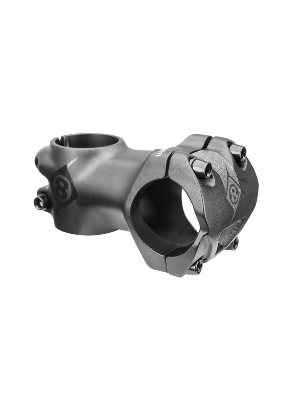 ORIGIN8 Origin8 Mountain Bike Stem Flow 3D 55x31.8x28.6 0D Bk