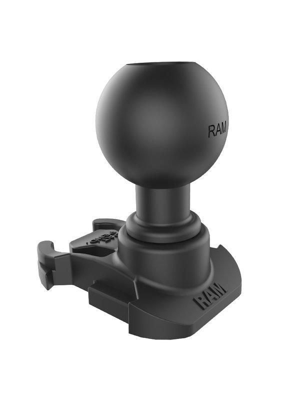 RAM MOUNTS RAM MOUNTS Ball Adapter for Go Pro Mounting Bases