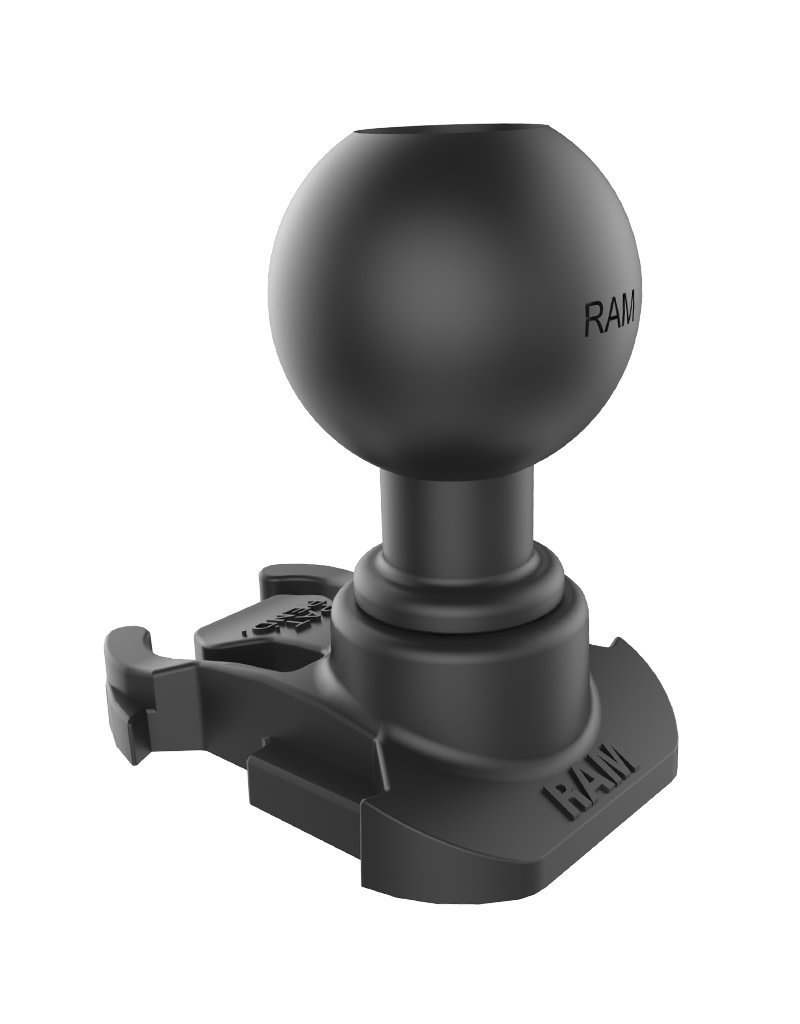 RAM MOUNTS RAM MOUNTS Ball Adapter for Go Pro Mounting Bases