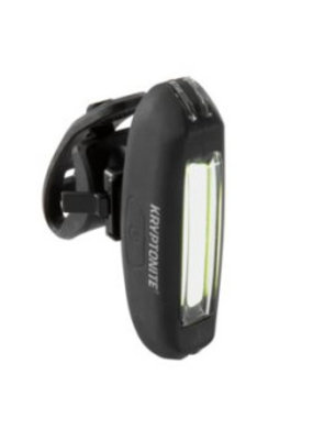 Kryptonite Kryptonite Avenue F35 Bicycle Light Front Black