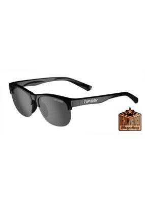 Tifosi Tifosi Sunglasses  Swank SL, Gloss Black Single Lens Sunglasses