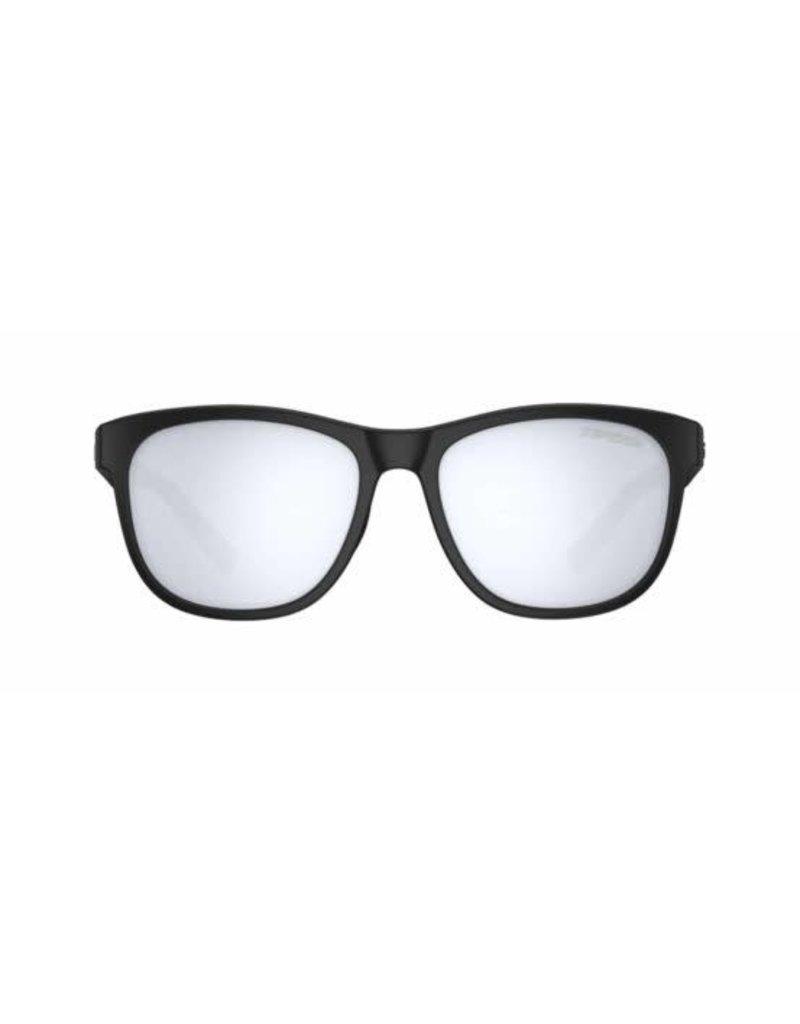 TIFOSI OPTICS Tifosi Swank Sunglasses, Satin Black Single Lens