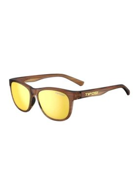 TIFOSI OPTICS Tifosi Swank Sunglasses, Woodgrain Single Lens