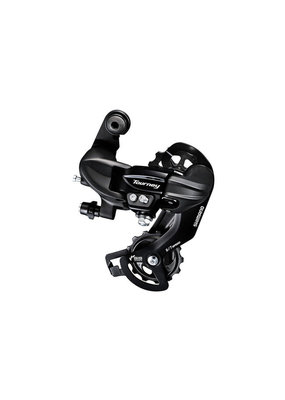 Shimano SHIMANO REAR BICYCLE DERAILLEUR RD-TY300 TOURNEY 6/7-SPEED DIRECT ATTACH
