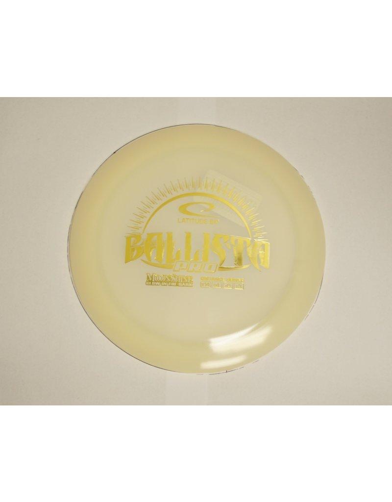 Latitude 64 Latitude 64 Moonshine Ballista Glow Distance Driver Golf Disc