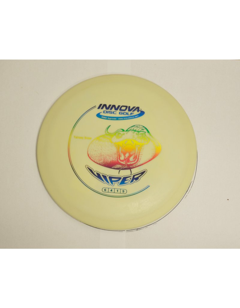 Innova Innova DX Viper Fairway Driver Golf Disc