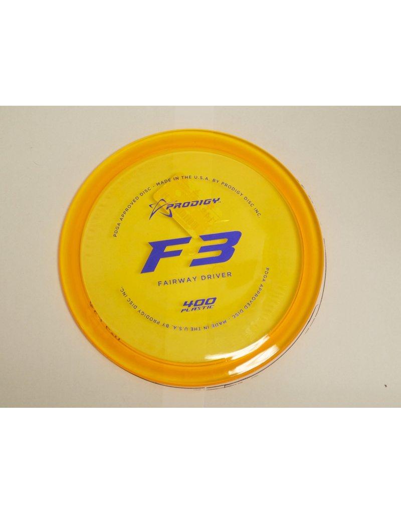 Prodigy Disc Golf Prodigy F3 400 Fairway Driver Golf Disc