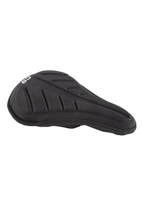 CLOUD-9 Gel Air Seat Cover ATB Black 11.5x8.25""