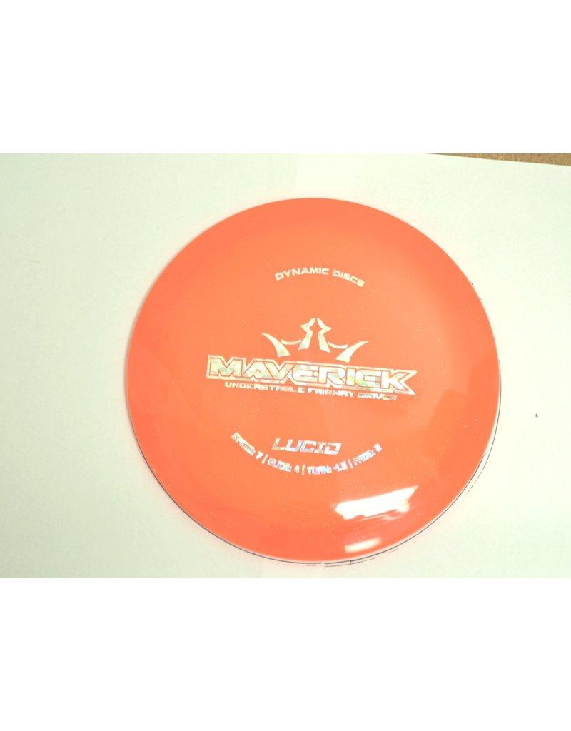 Dynamic Discs Dynamic Discs Lucid Maverick Fairway Driver Golf Disc
