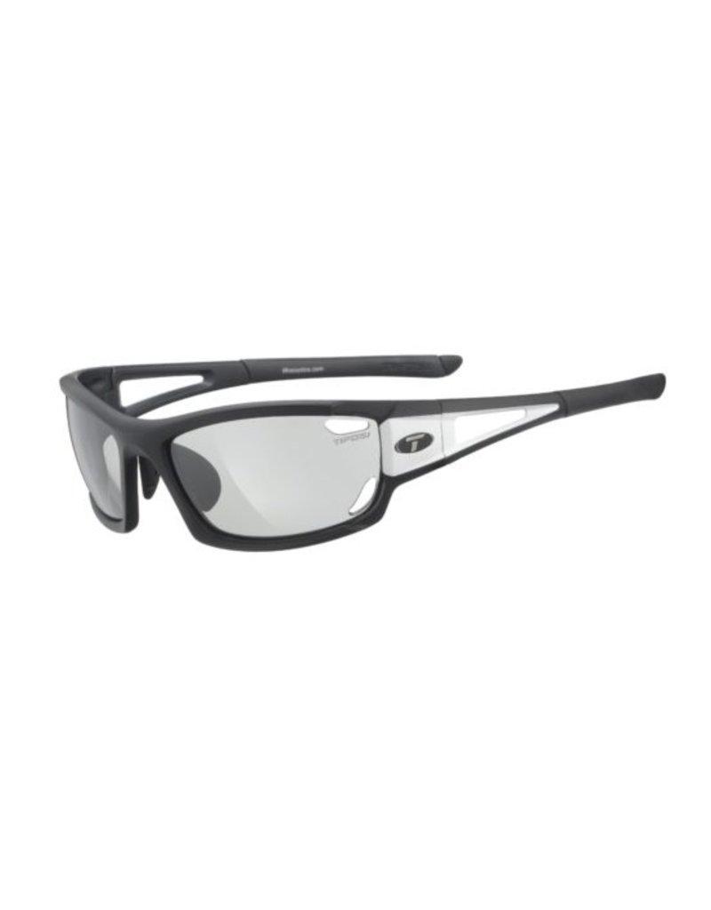 Tifosi Tifosi Dolomite 2.0, Black/White Fototec Sunglasses