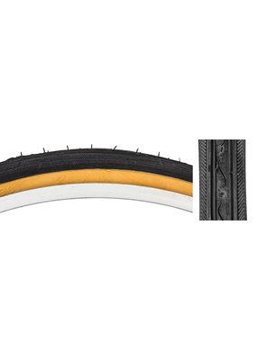 SUNLITE Sunlite Road Rised Center Gum Wall Tires 26x1-3/8