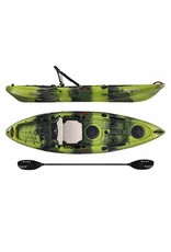 Vibe Vibe Yellowfin 100 Fishing Kayak Package with Journey Paddle