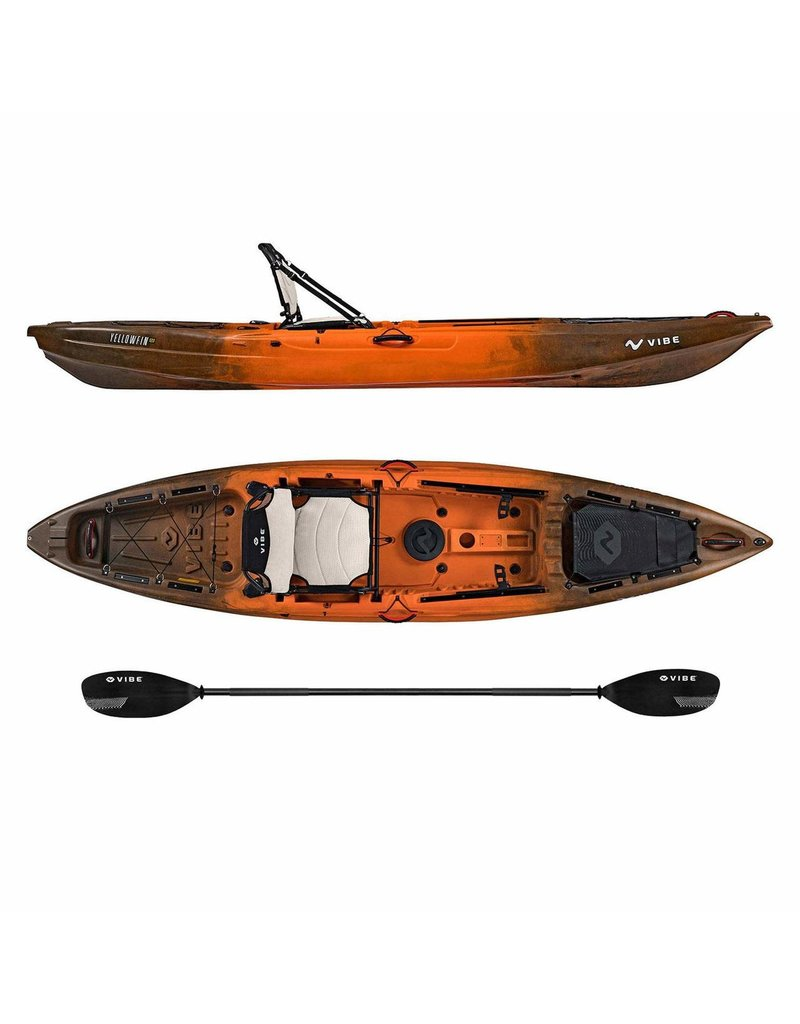 Vibe Vibe Yellowfin 120 Fishing Kayak