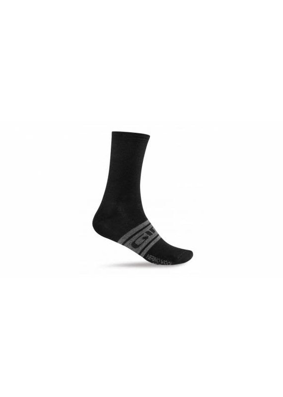 Giro Softgoods GIRO SEASONAL MERINO WOOL CYCLING SOCKS