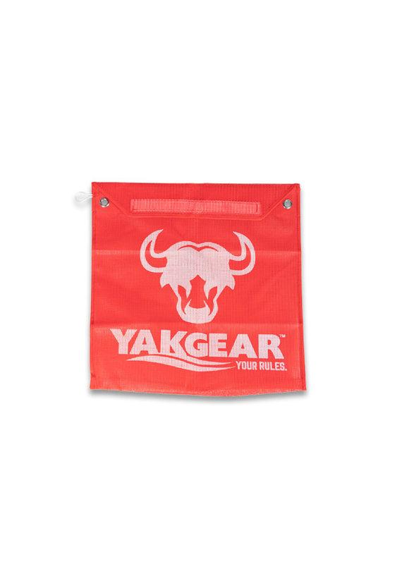 YAKGEAR Yakgear Kayak Gear Bag Safety Flag Comb