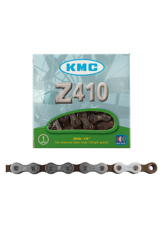 KMC KMC Z410 1 Speed Chain 1/2x1/8 Wide