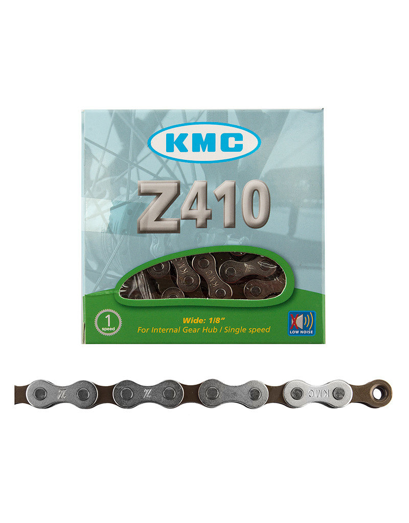 KMC KMC Z410 1 Speed Chain 1/2x1/8 Wide