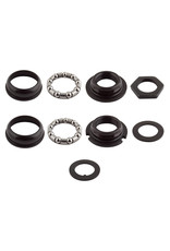 SUNLITE Bottom Bracket SET SUNLITE 1pc 24tpi BlacK