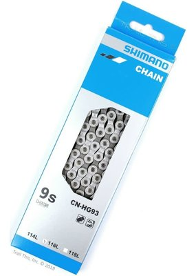 Shimano Shimano 9 Speed Chain 116L CN-HG53
