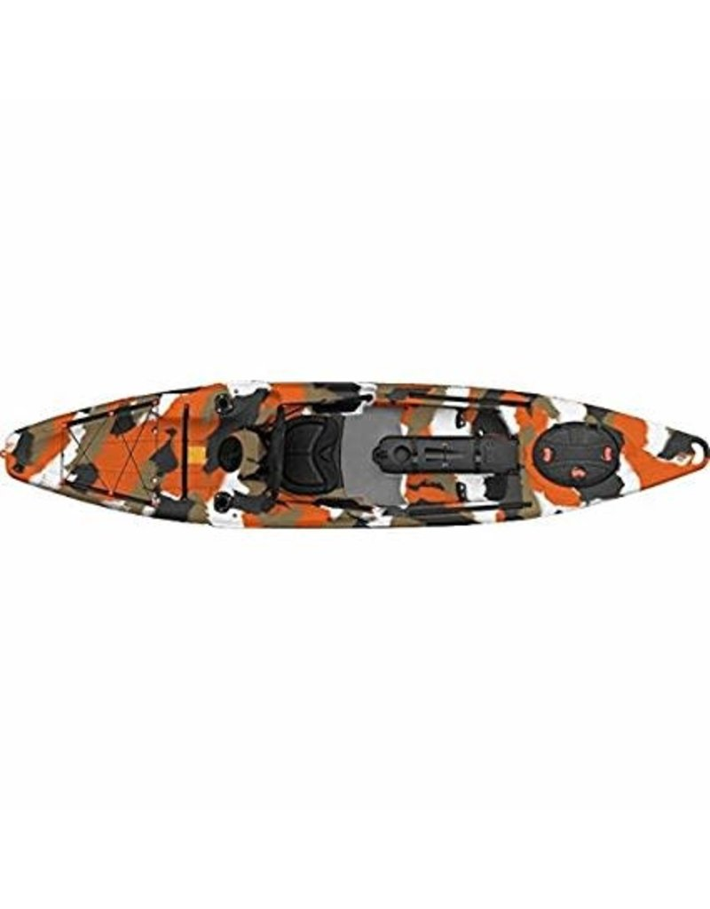 Feelfree FeelFree Kayaks Moken 12.5 V1 Orange Camo