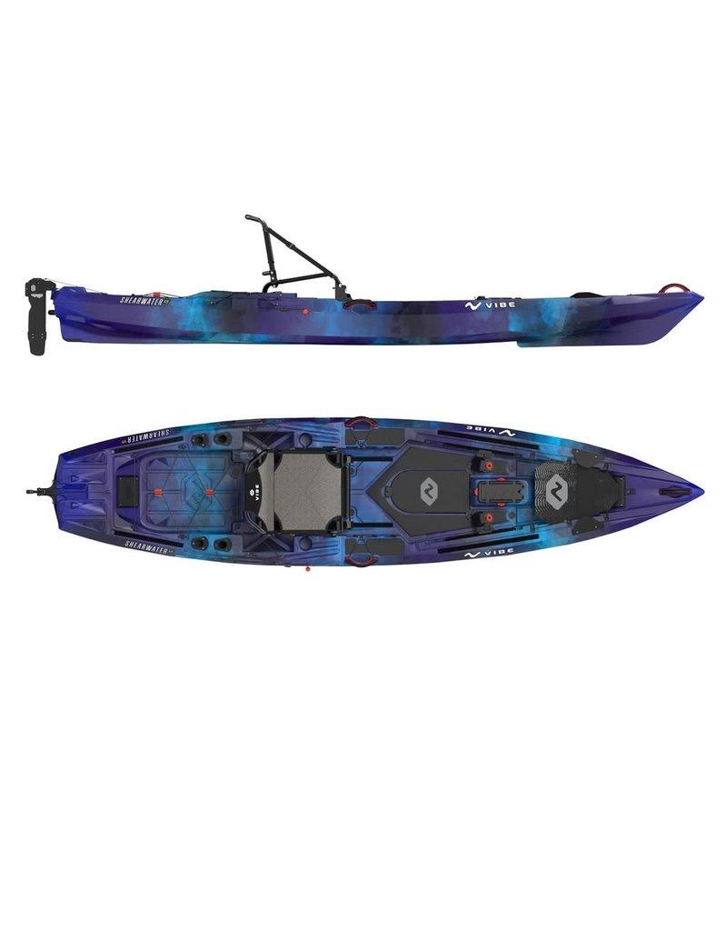 Vibe Vibe Shearwater 125 Fishing Kayak