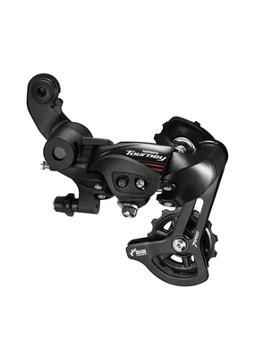 Shimano Shimano Tourney RD-A070 7-Speed Smart Cage Rear Derailleur Direct-Attach
