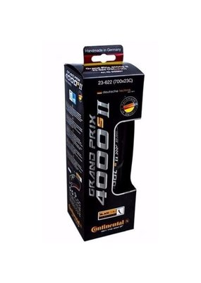 Continental Continental Grand Prix 5000 Tire - 700 x 23, Clincher, Folding, Black, 330tpi