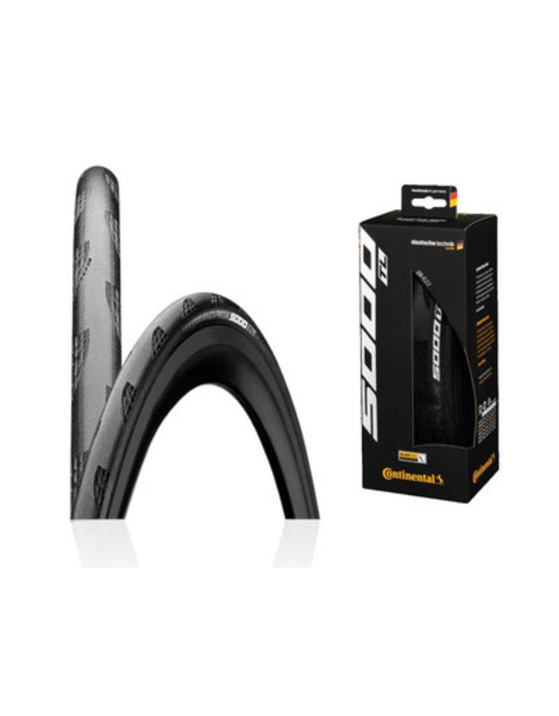 Continental Continental Grand Prix 5000 Tubeless Tire 700 x 25 Folding Black Chili