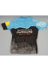 Athlos Battlefield Outdoors Cycling Jersey Womens