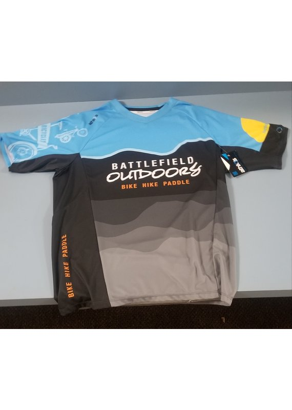 Athlos Battlefield Outdoors Breakaway Mountain Bike Jersey