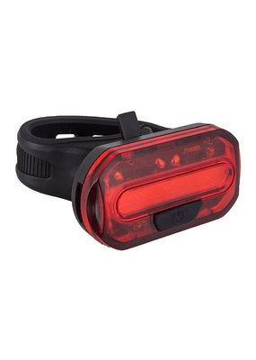 SUNLITE Sunlite Ion Tail Light 8 lumens w/Batteries
