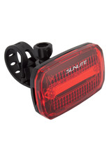 SUNLITE Sunlite Ion-HP Bicycle Tail Light 20 lumen w/batteries