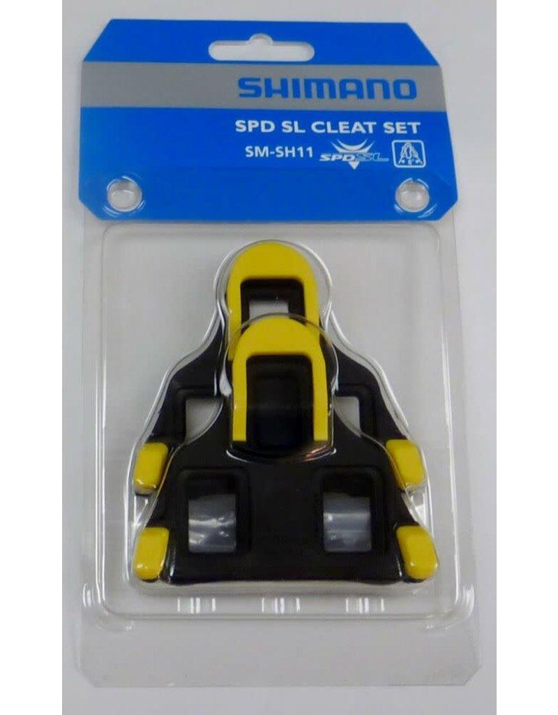 Shimano SM-SH11 CLEAT SET(SELF-ALIGNING MODE /PAIR)