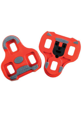 Look, Grip, Cleats, Red, 9°