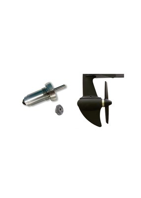 Native WaterCraft Native Watercraft Propel Drive Weed Guard Cartridge