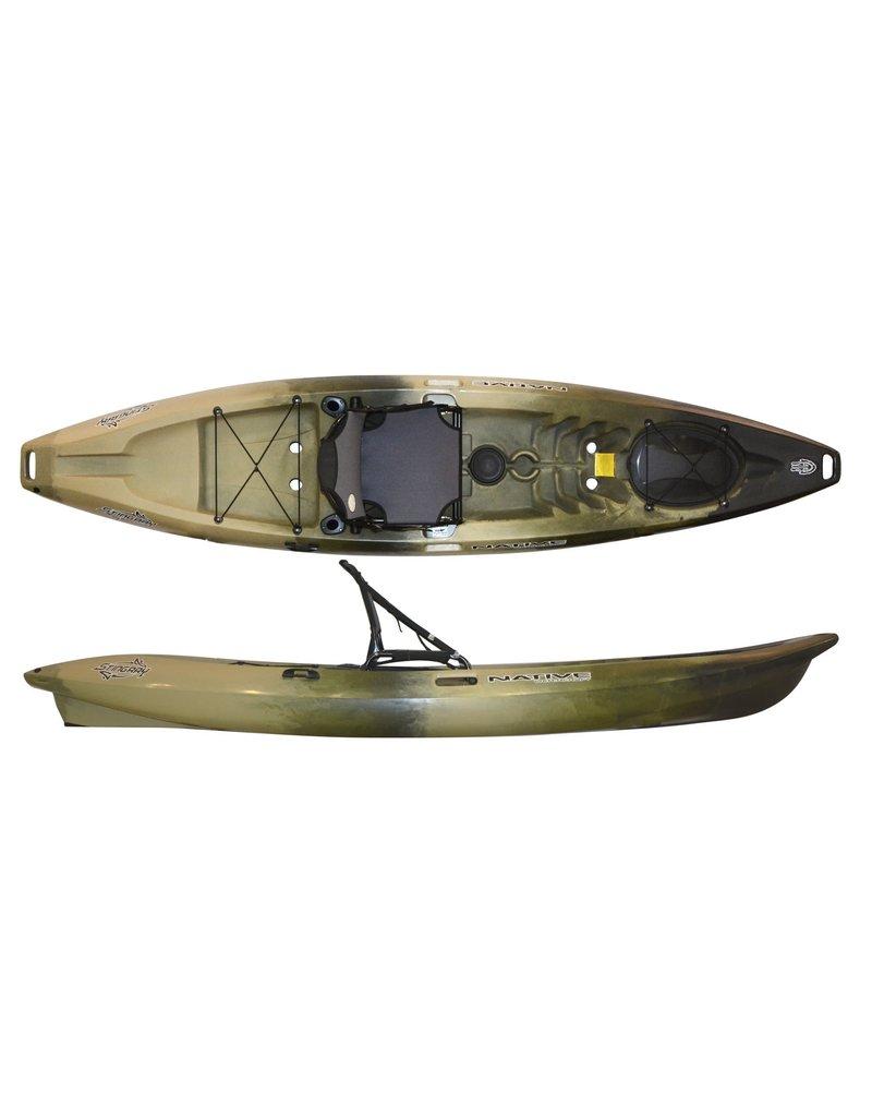 Native WaterCraft Native Watercraft Stingray Angler 11.5 Solo Fishing Kayak