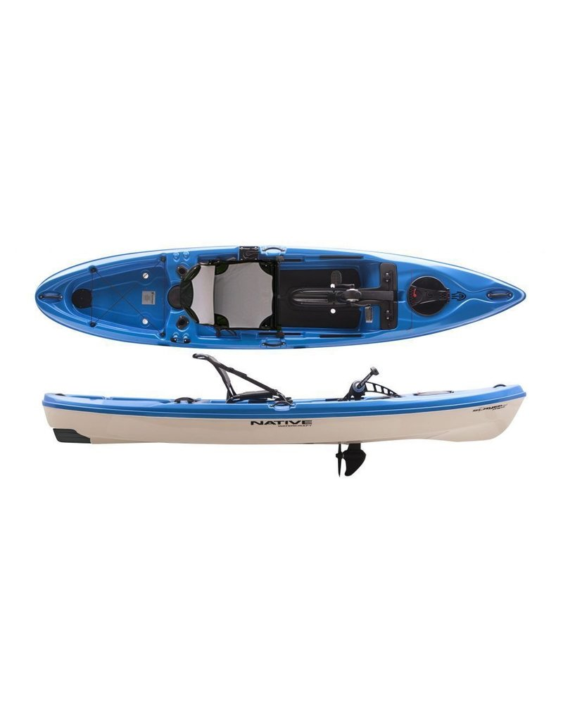 Native WaterCraft Native Watercraft Slayer Propel 12 LT Fishing Kayak