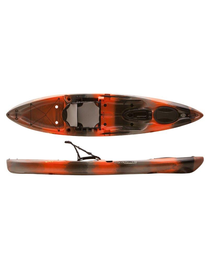 Native WaterCraft Native Watercraft Manta Ray Angler 12 XT Fishing Kayak