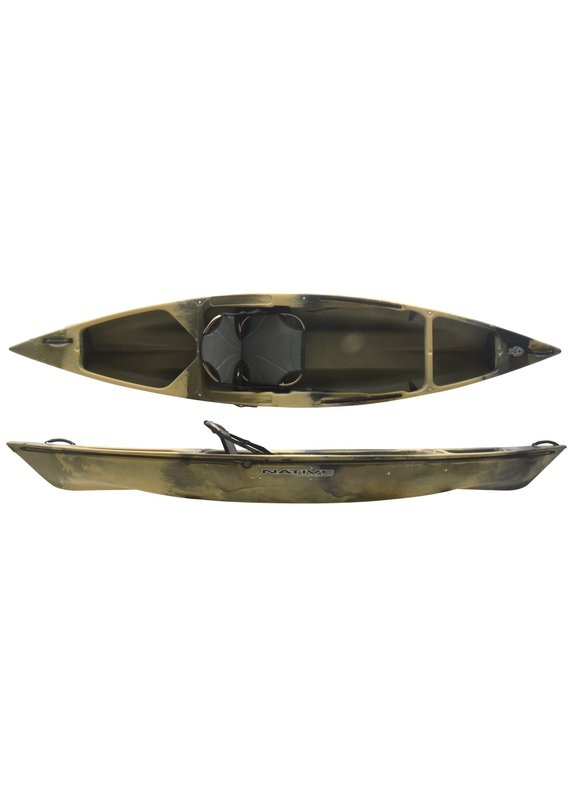Native WaterCraft Native Watercraft Ultimate 12 Fishing Kayak/Canoe