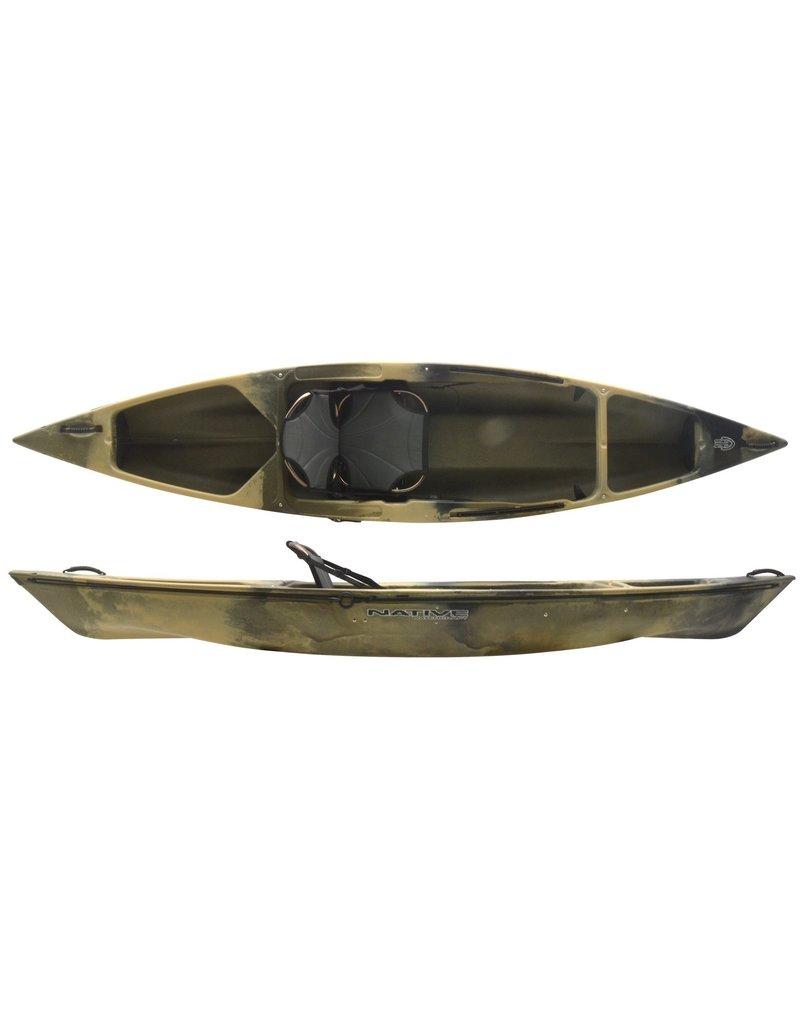 Native WaterCraft Native Watercraft Ultimate 12 Fishing Kayak/Canoe
